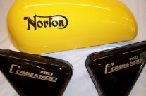 1970 Norton 750 SS