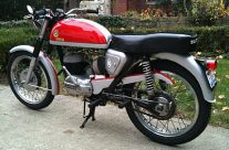 1965 Bultaco Metralla 62